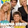 2010: Maria e Alessia Marcuzzi con Alessandra Amoroso e Ferdi Berisa, i vincitori di Amici e Grande Fratello