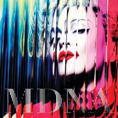 cover MDNA