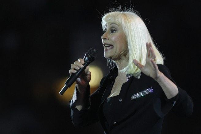 Raffaella Carrà (foto Ansa)