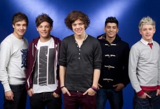 One Direction (foto Massimo Sestini)