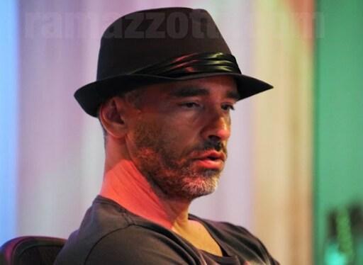 Eros Ramazzotti (immagine tratta dal suo profilo di Google+, foto di Franco Lionetti)