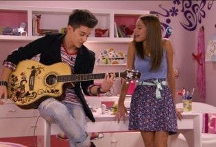 Federico e Violetta