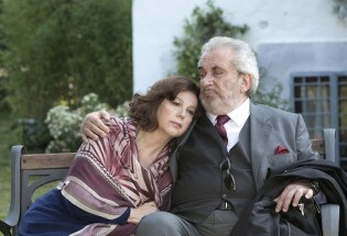 Stefania Sandrelli e Gianni Cavina