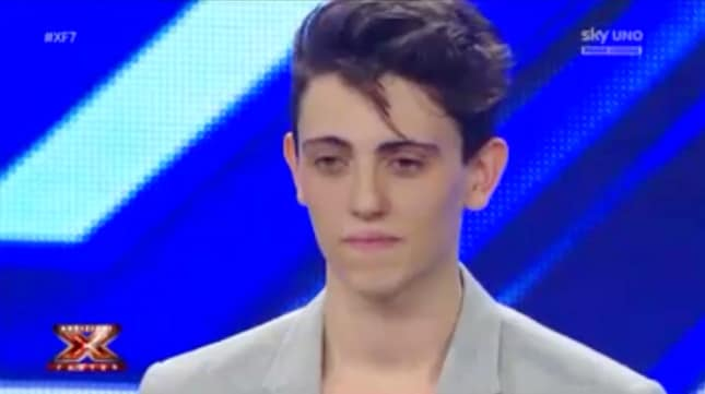 Michele Bravi - X Factor 7