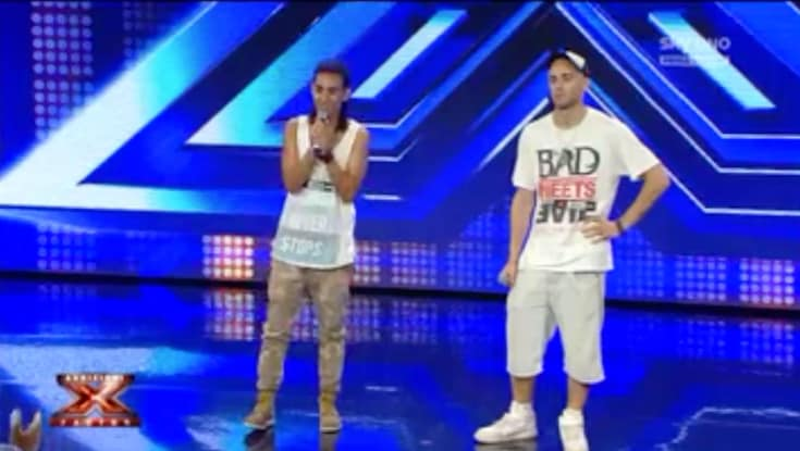 Rain & Mr. Osso - X Factor 7