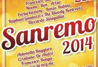 CD SANREMO 2014