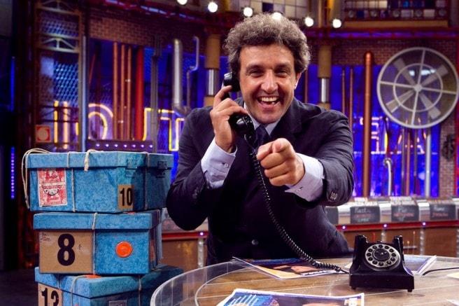 """FLAVIO INSINNA CONTRO ANTONIO RICCI: """"NON SA PERDERE. PERCHE' NON MANDA IN ONDA IL FILMATO DEL TAPIRO CHE MI CONSEGNO'?"""""""