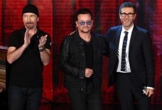 U2 OSPITI A CHE TEMPO CHE FA