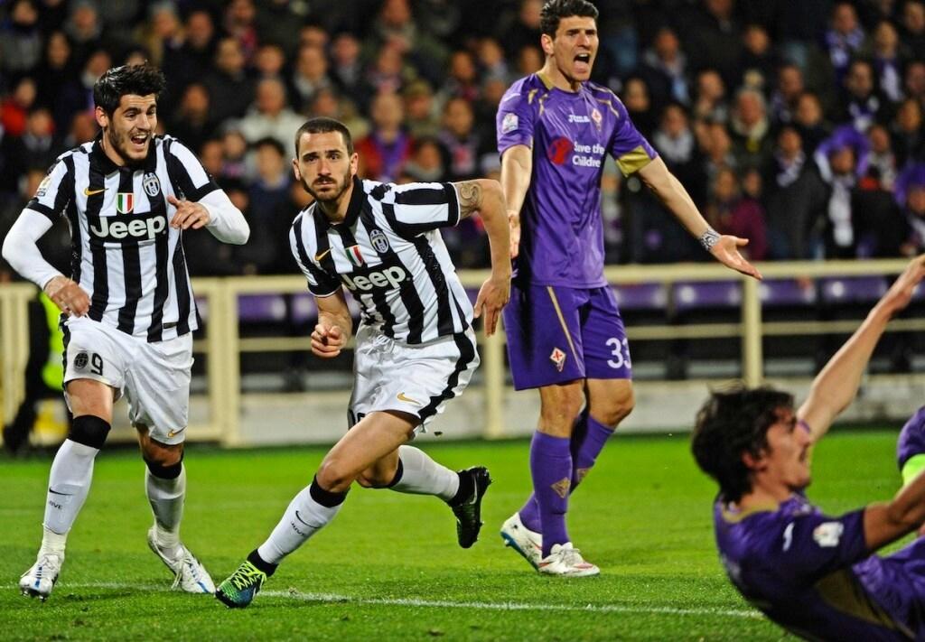 Fiorentina-Juventus, la partita vista da 7 milioni e mezzo