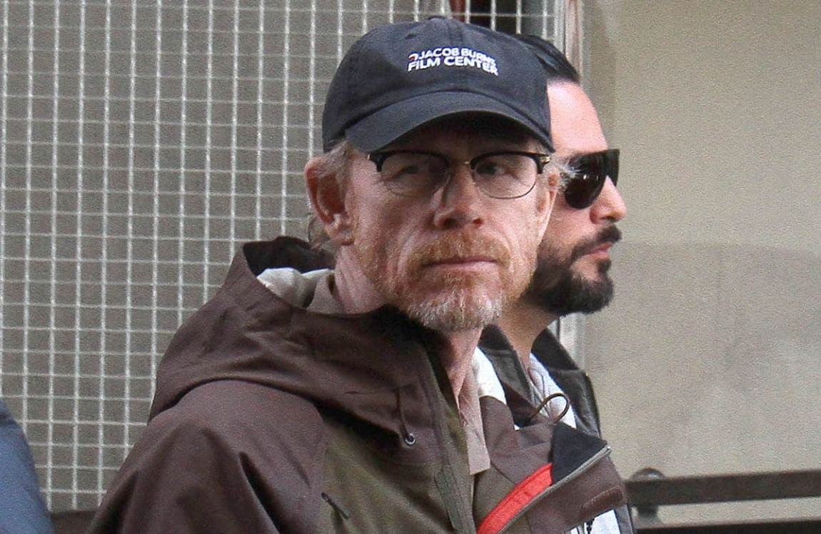 10 Questions With Ron Howard
