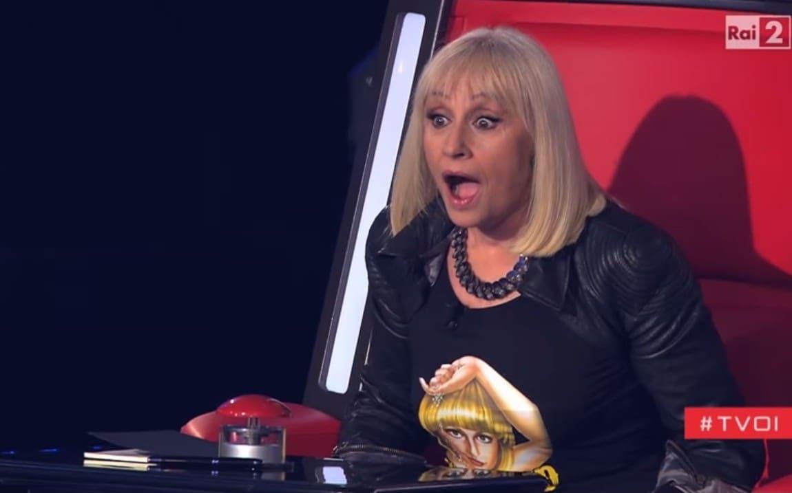 Raffaella Carrà forte forte forte su «Techetechetè»