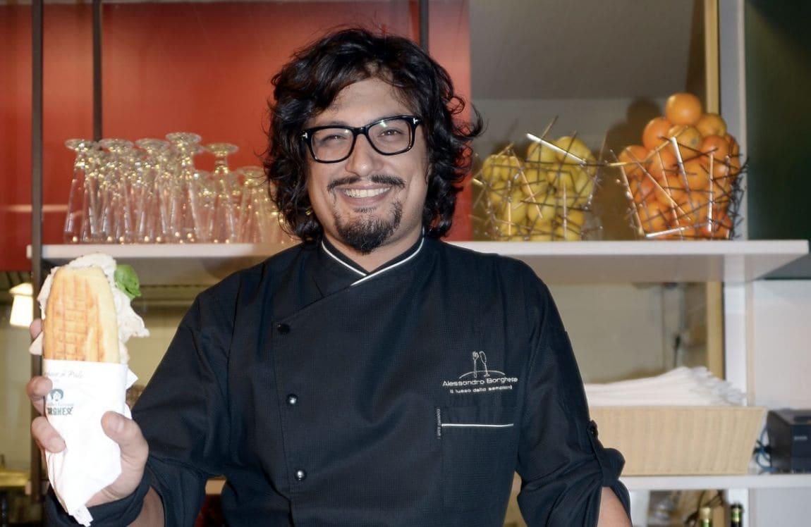 Alessandro borghese kitchen sound il nuovo programma su for Alessandro borghese milano
