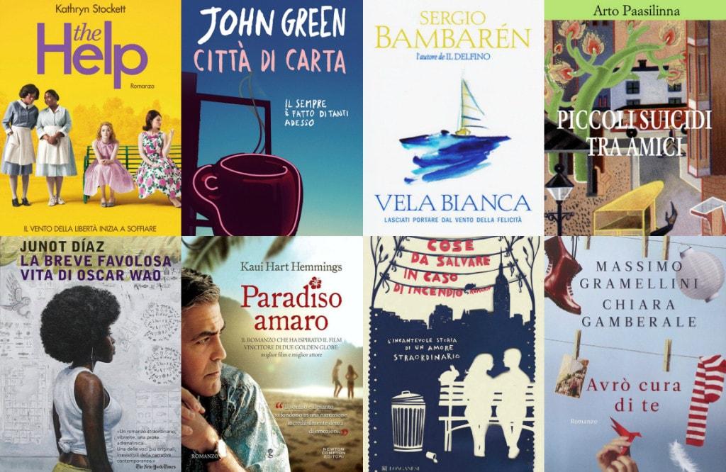 10 libri da leggere in vacanza tv sorrisi e canzoni for Bei romanzi da leggere