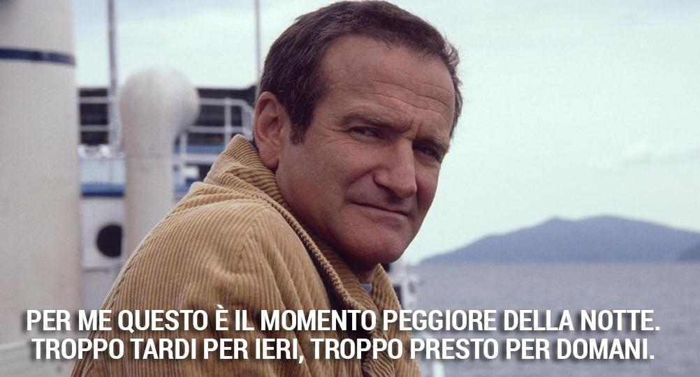 Un Anno Senza Robin Williams Le Sue Frasi Piu Belle Tv Sorrisi