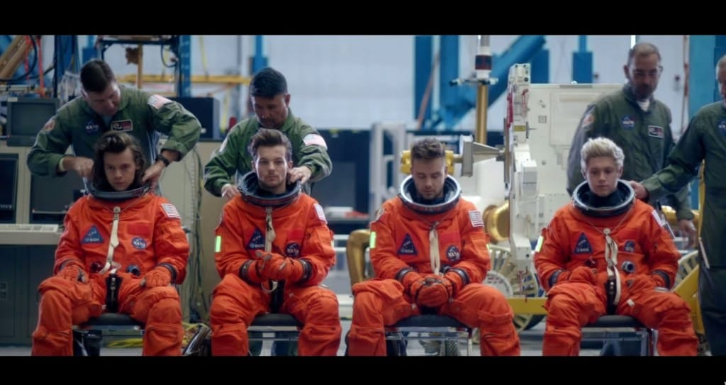 One Direction, «Drag Me Down» è il primo video in quattro