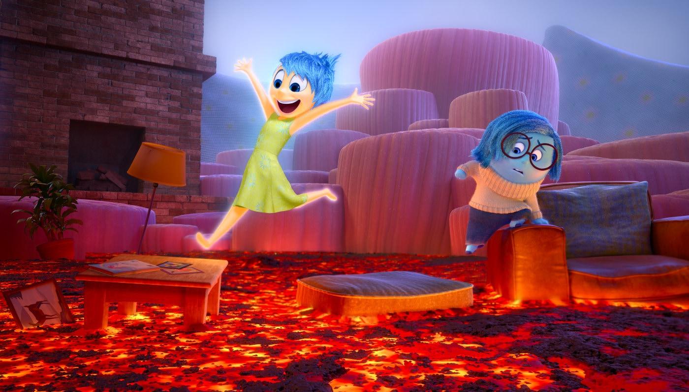 Inside Out 10 Curiosità E Cose Da Sapere Sul Film Pixar Tv