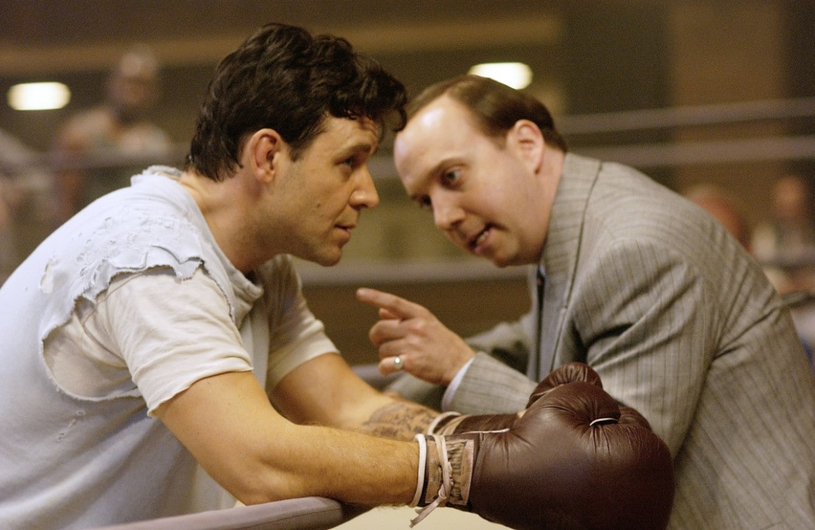 Russell crowe cinderella man workout - photo#38