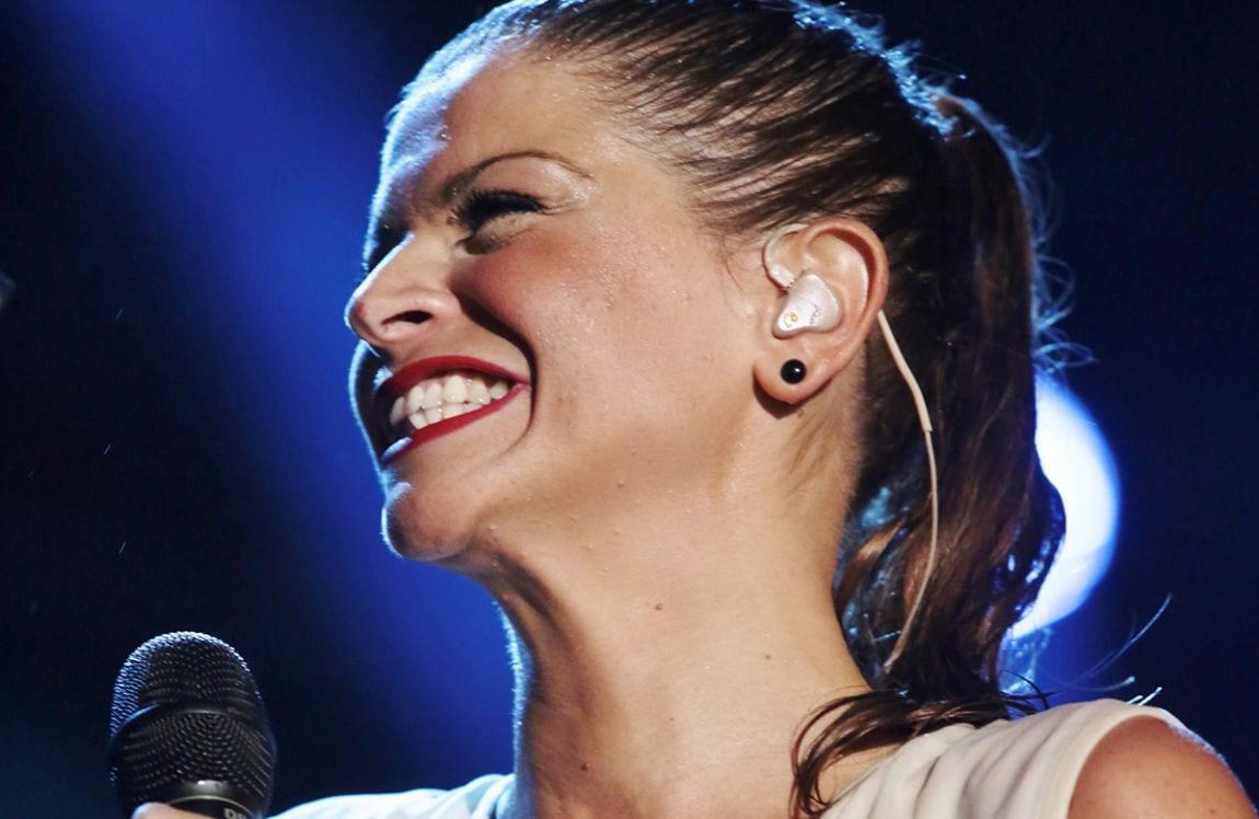 Favorito Il cameo di Alessandra Amoroso in Io che amo solo te | TV Sorrisi  VS46