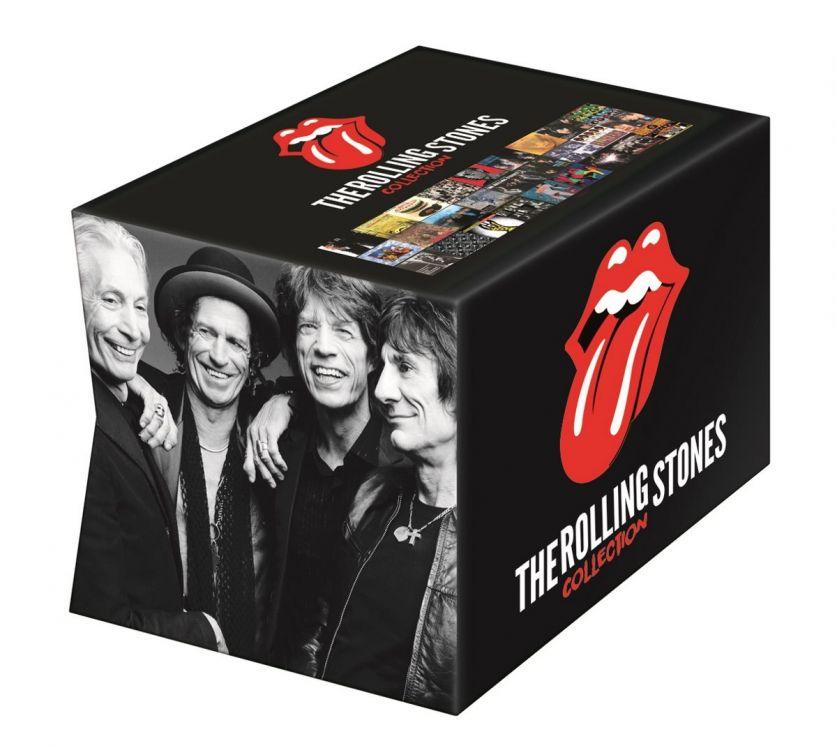 Rolling Stones Tutti Gli Album In Edicola Con Sorrisi
