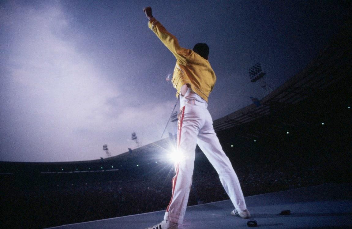 Le Foto Più Belle Di Freddie Mercury E I Queen Tv Sorrisi
