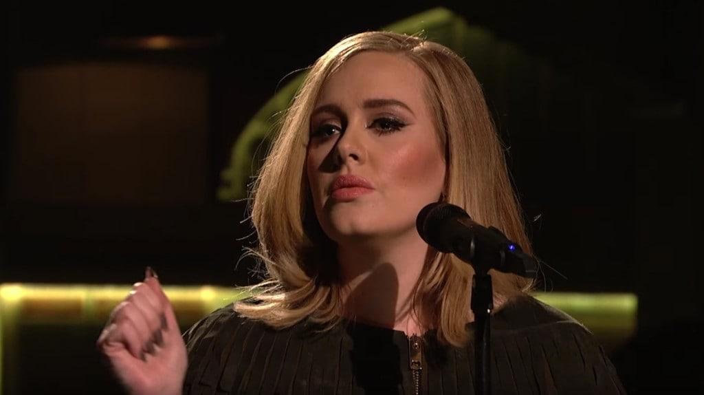 Adele sar ospite di che tempo che fa il 6 dicembre tv for Ospite inglese