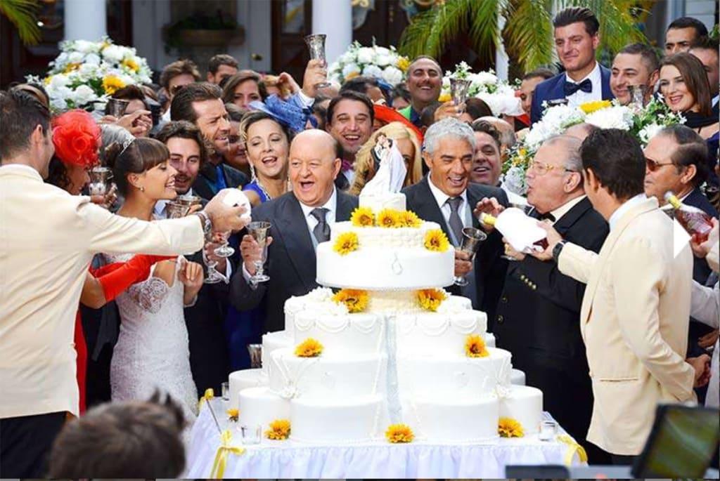 Matrimonio In Napoletano : Matrimonio al sud trama trailer e personaggi del film