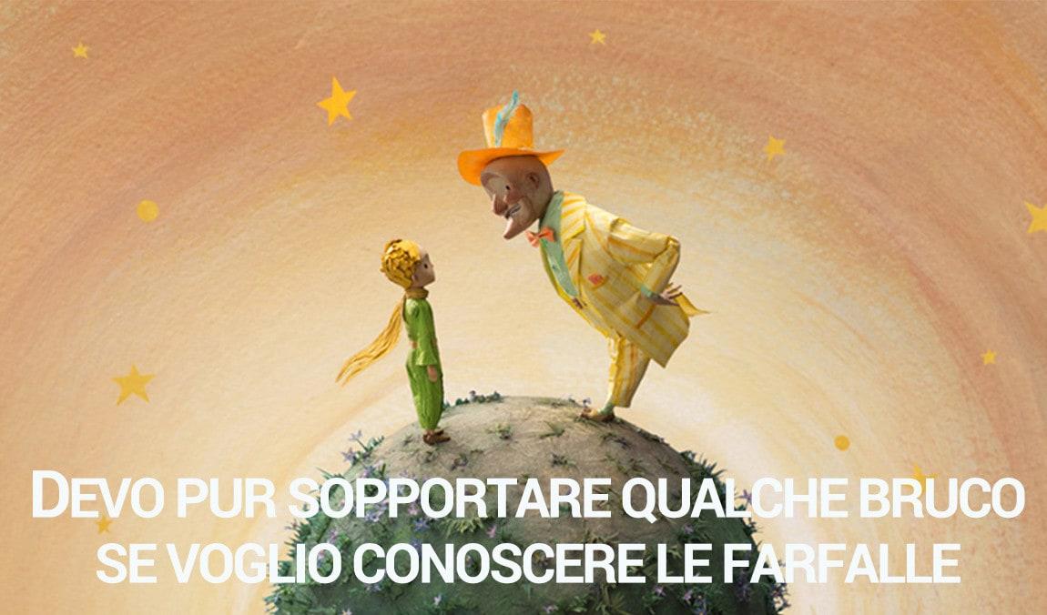 Popolare Il Piccolo Principe, le frasi più belle del libro e del film | TV  VQ18