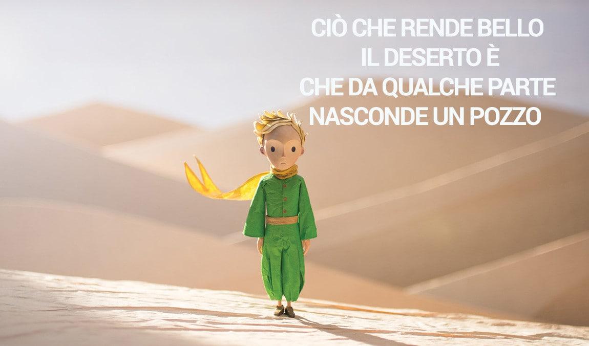 Il piccolo principe le frasi pi belle del libro e del film tv sorrisi e canzoni - La rosa racconta la vita dei divi ...