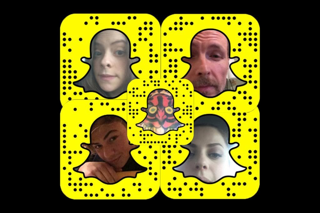 I cantanti italiani da seguire su Snapchat