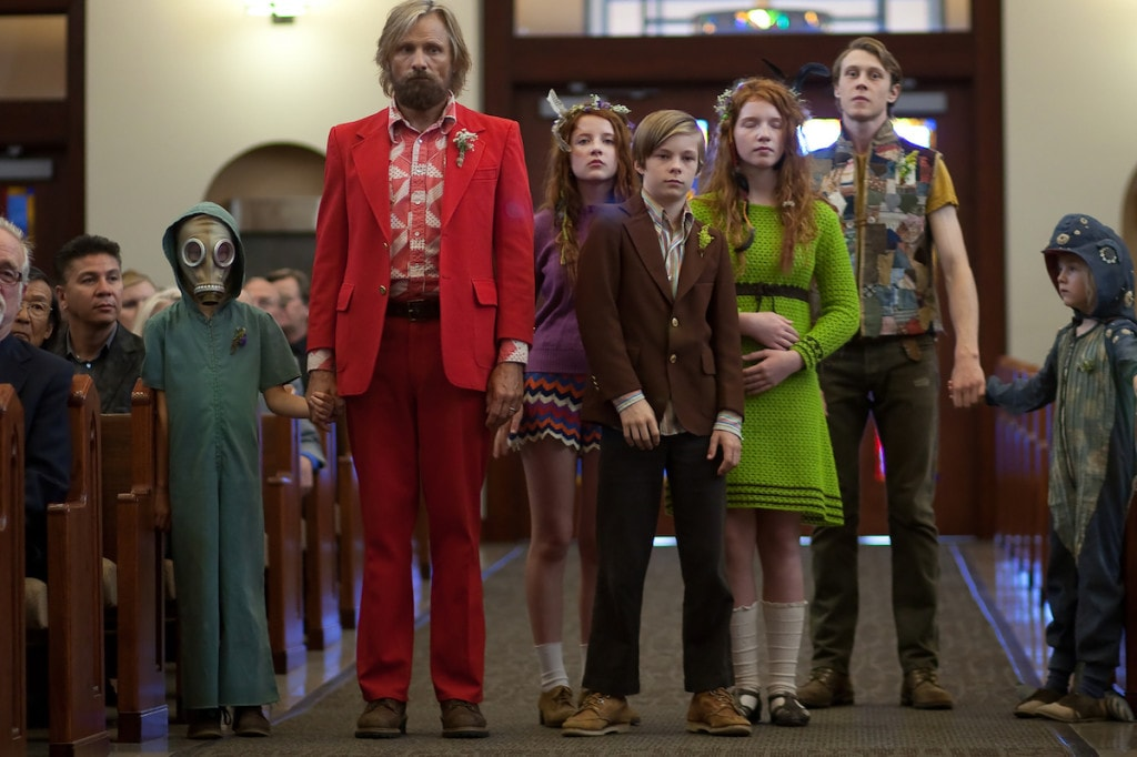Viggo Mortensen è «Captain Fantastic». In prima tv in chiaro