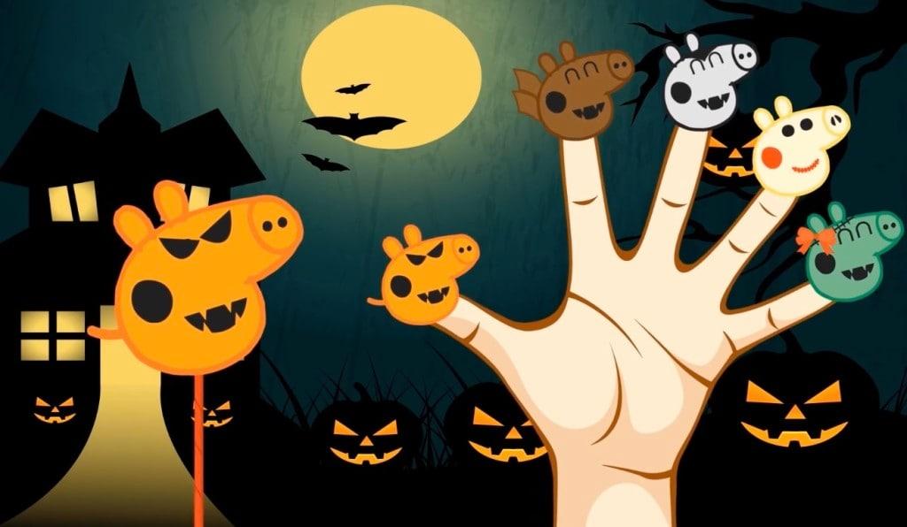 Festa di Halloween  canzoni e filastrocche per bambini  0445c4b554ef