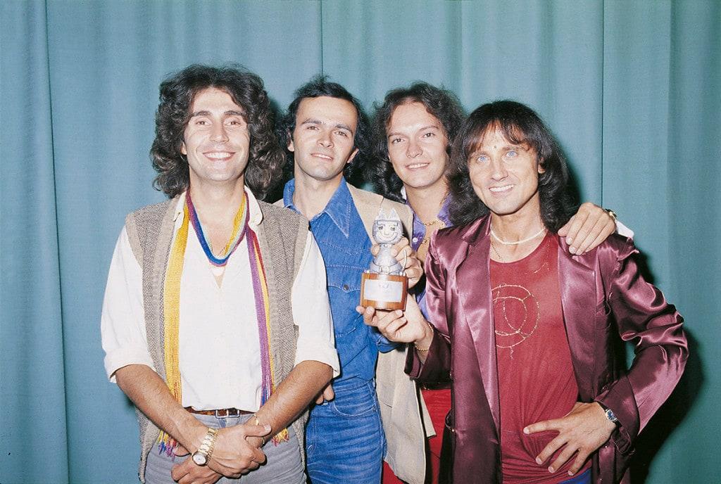 Le canzoni italiane rock degli anni 70 pi famose tv for Migliori gruppi rock attuali