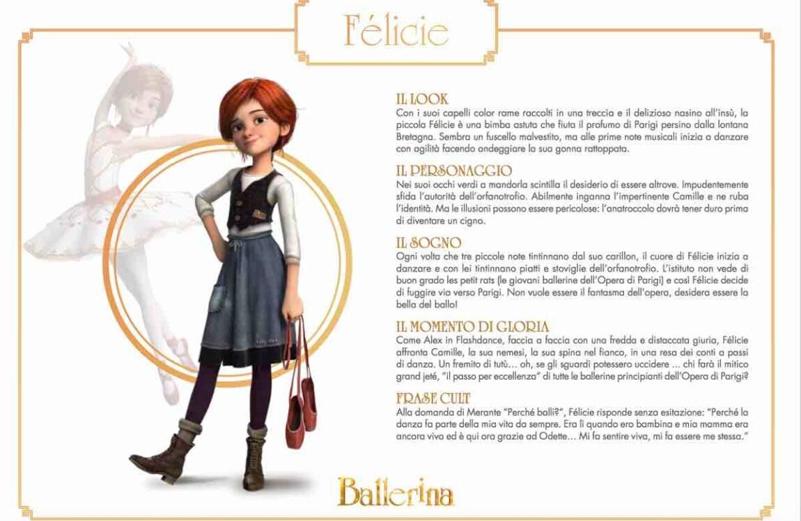 Ballerina La Trama Il Trailer E Le Schede Dei Personaggi Del Film