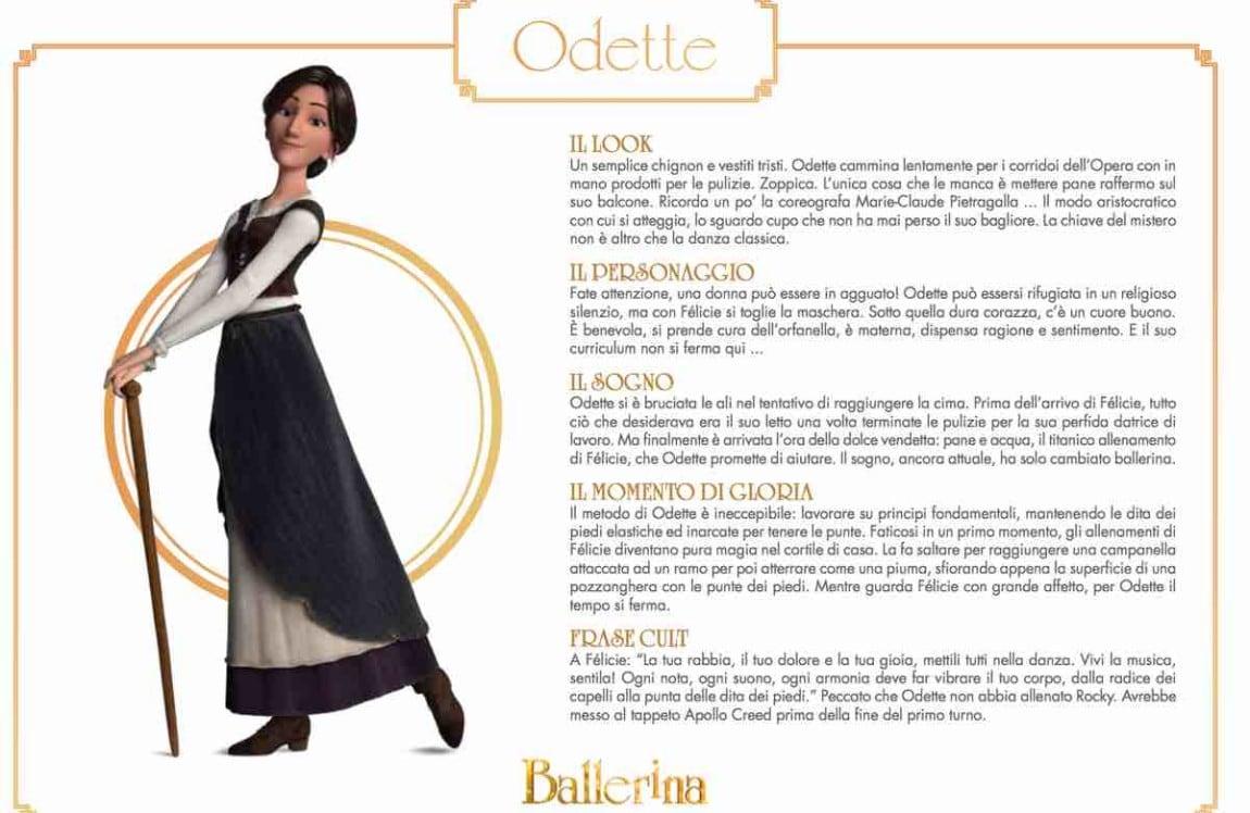 «Ballerina», la trama, il trailer e le schede dei ...