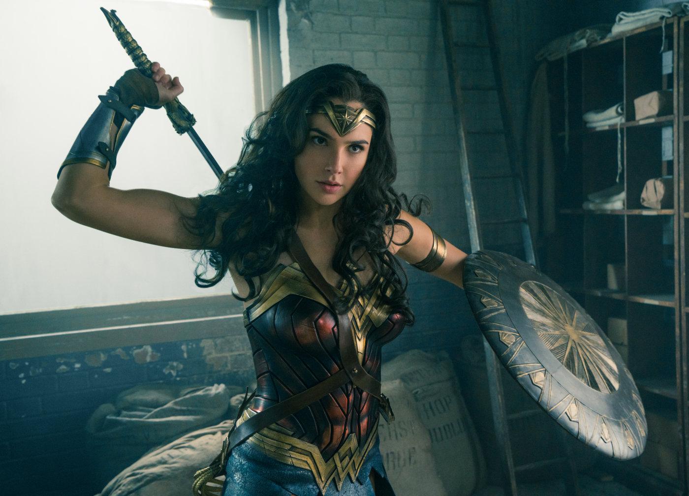 """Wonder Woman"": trama, cast e trailer | TV Sorrisi e Canzoni"