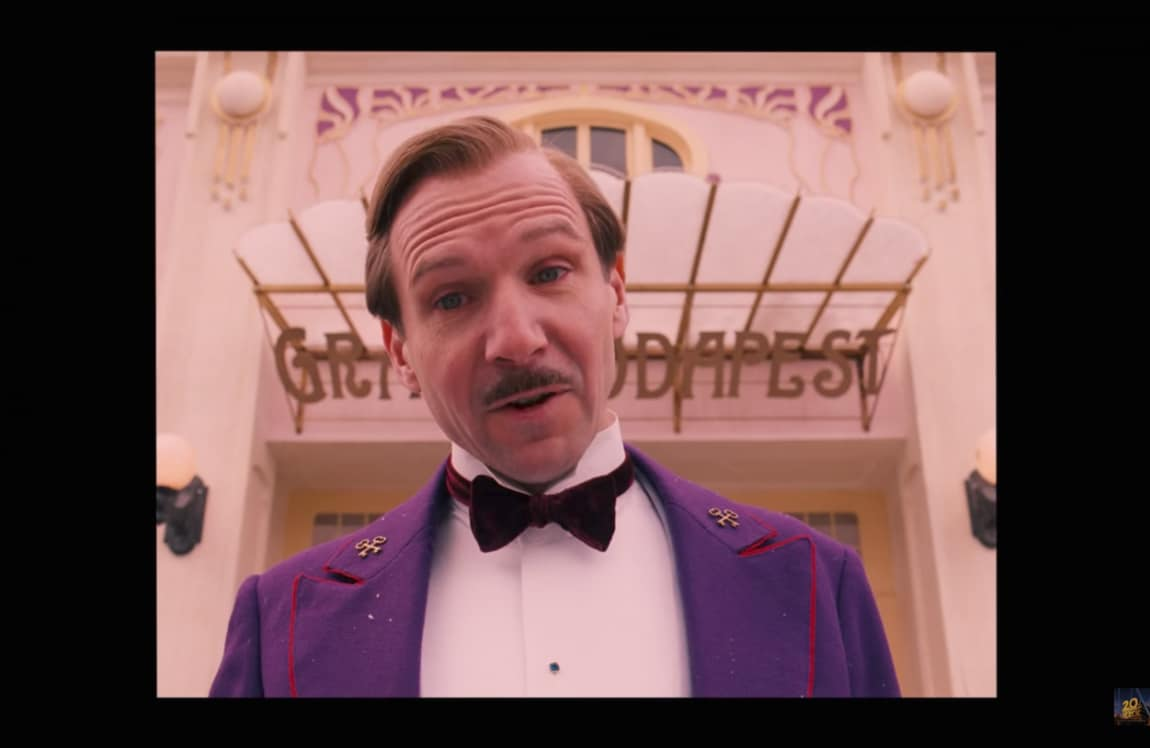 Grand Hotel Budapest Trailer
