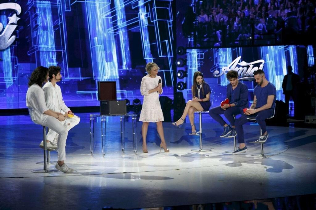 Amici 16 Il Serale Il Foto Racconto Della Semifinale Tv Sorrisi