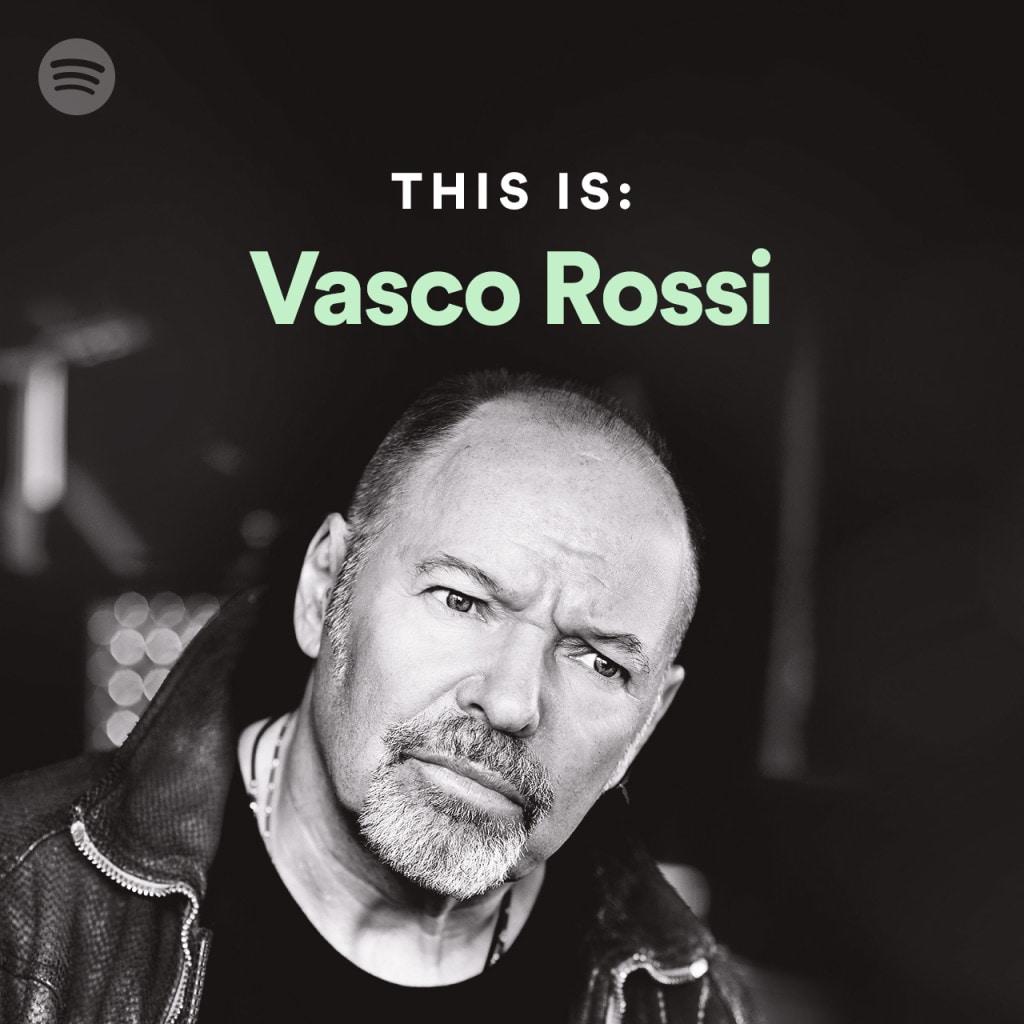 This is vasco rossi su spotify i pi grandi successi for Vasca x pesci rossi