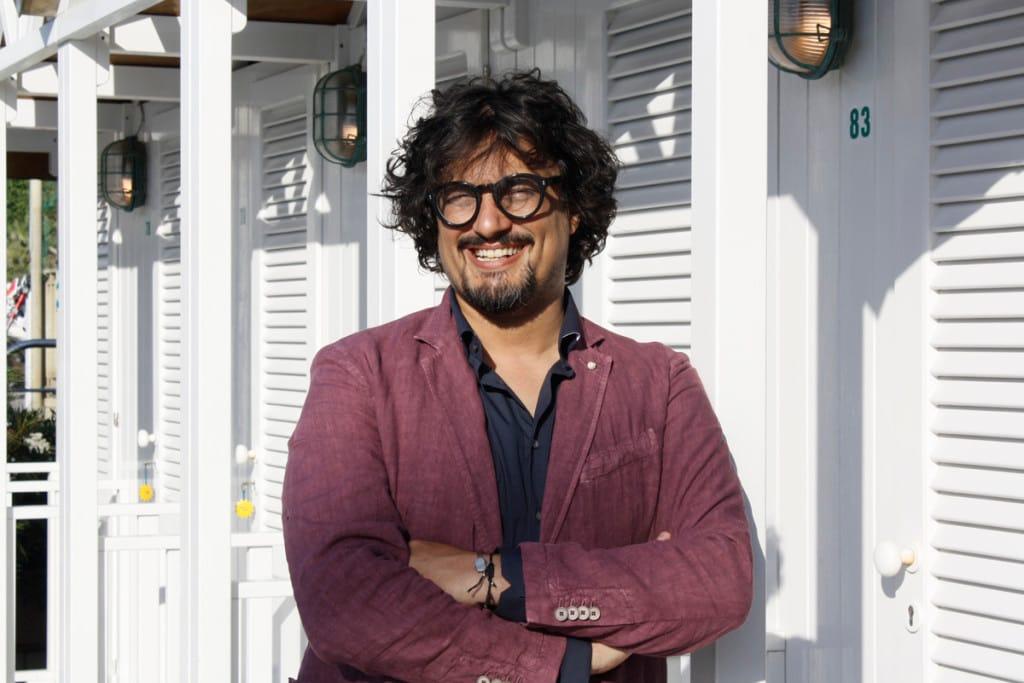 Alessandro borghese 4 ristoranti va in versilia tv sorrisi e canzoni - Bagno stella lido di camaiore ...