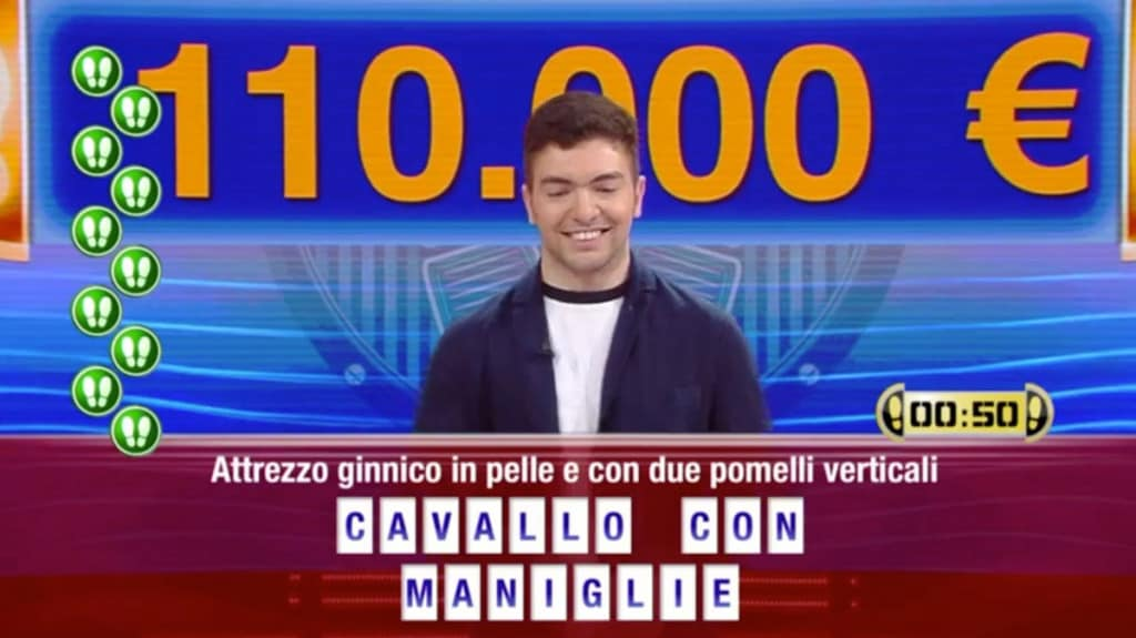 Caduta libera la classifica dei vincitori e dei montepremi tv sorrisi e canzoni - Gioco da tavolo caduta libera ...
