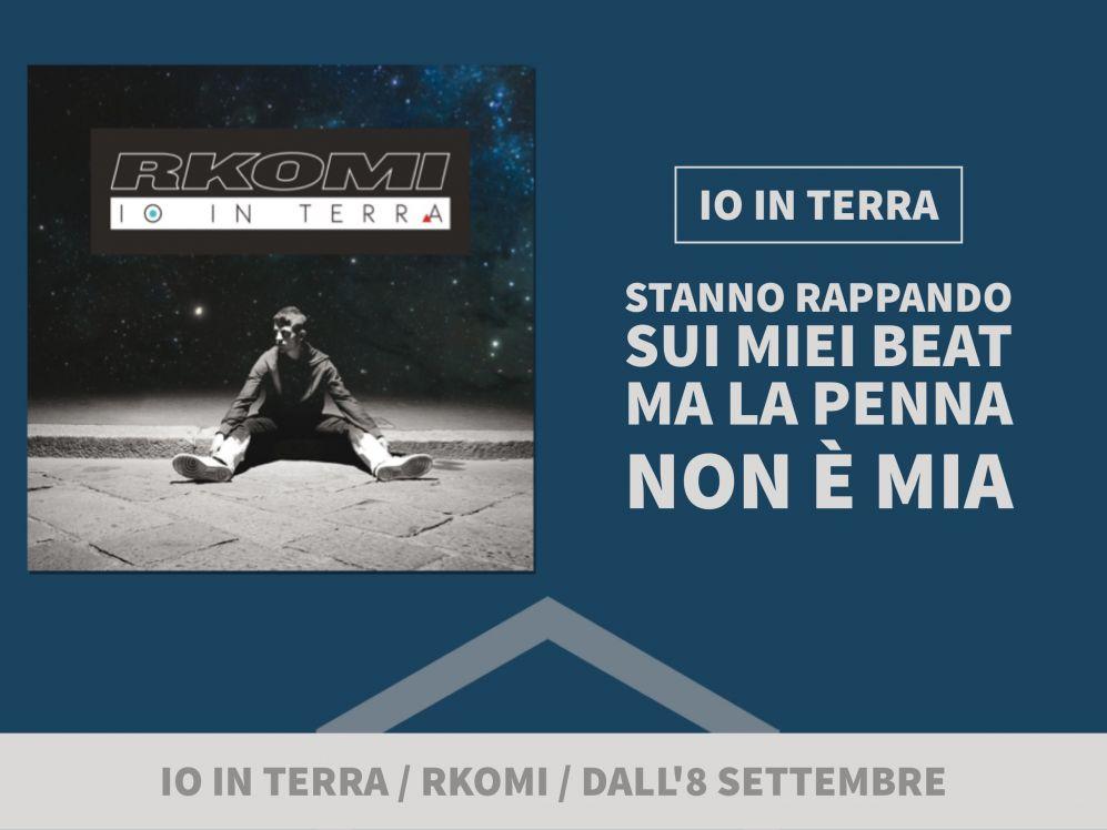 Io In Terra Di Rkomi I Testi Piu Belli Del Nuovo Album Tv