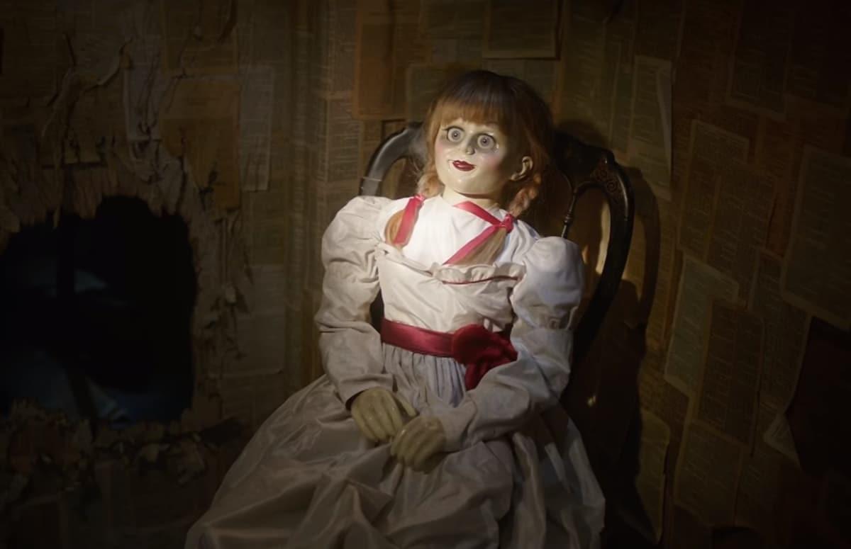 Trucco Annabelle Halloween.Halloween I Costumi Ispirati Al Cinema E Alle Serie Tv Tv Sorrisi