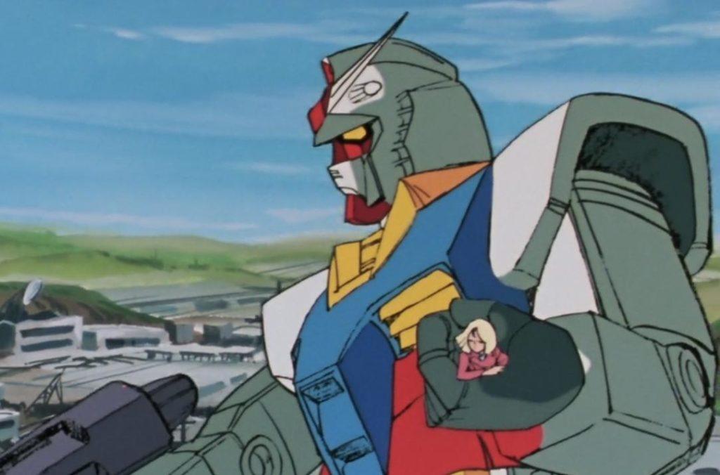 Cartoni animati con i robot giapponesi da rivedere tv