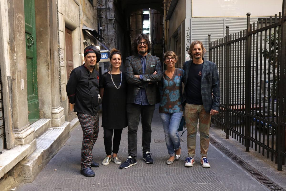 Alessandro borghese 4 ristoranti dal 16 gennaio le for Quattro ristoranti genova