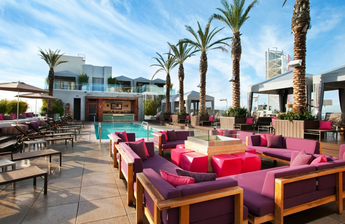 15 Best Hotels In La Ramada Plaza West Hollywood