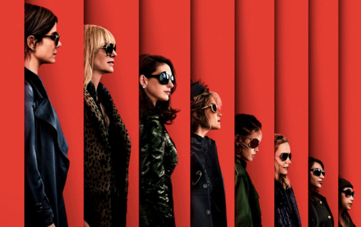 """Ocean's 8"": trama, cast e trailer | TV Sorrisi e Canzoni"