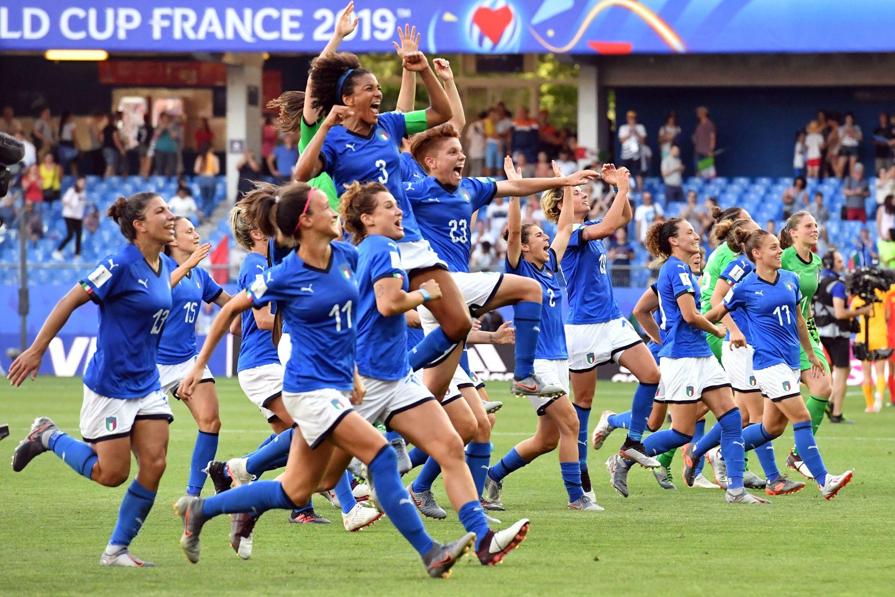 Italia-Olanda: le azzurre in diretta su Rai 1