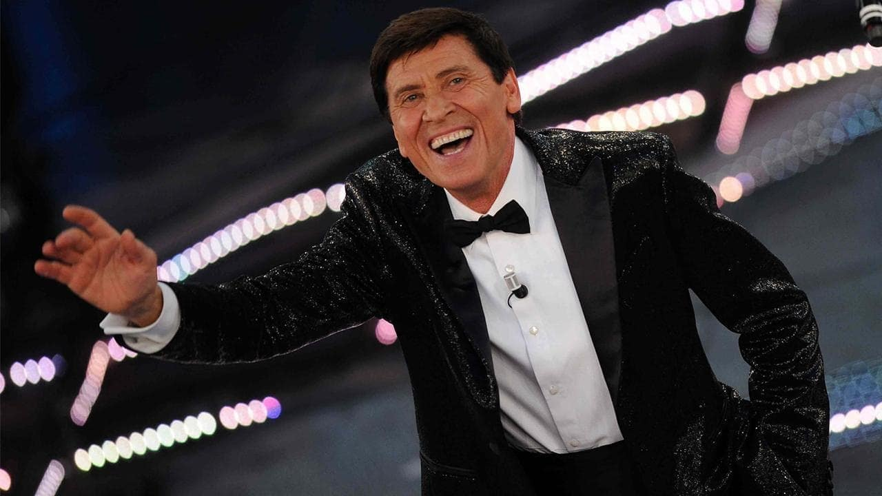 Gianni Morandi a «Techetechetè Superstar»