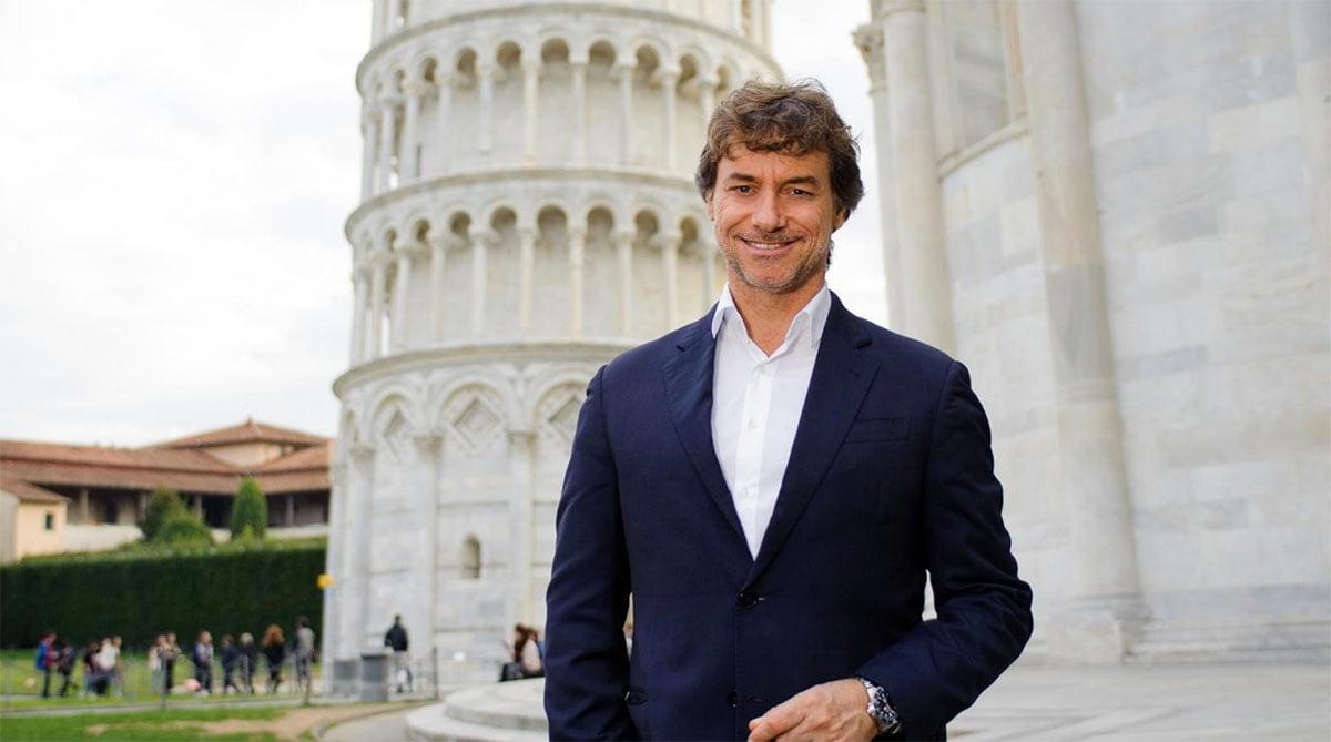 """""""Meraviglie - La penisola dei Tesori"""": con Alberto Angela tra Pisa, i ..."""