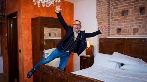 Bruno Barbieri: «I miei trucchi per capire se un albergo è ok»